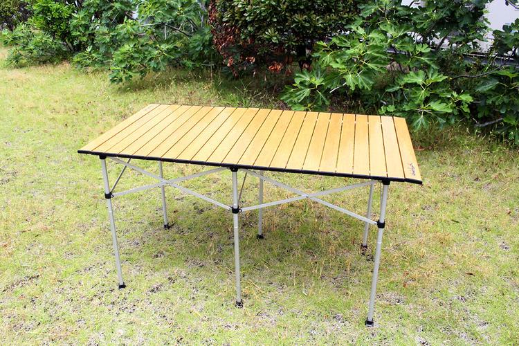 コンフォートロールテーブル120ハイスタイル