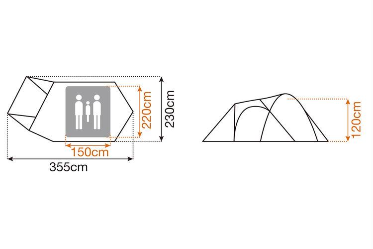 アメニティドームS図