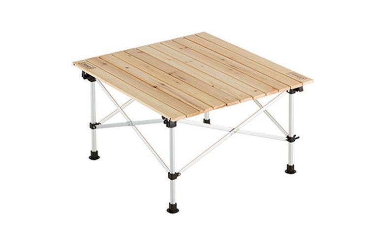 ナチュラルウッドロールテーブル/65ロースタイル
