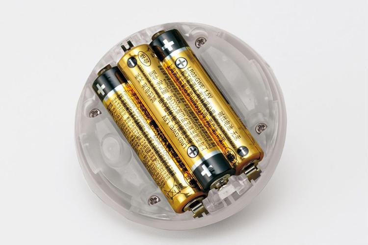 たねほおずき電池