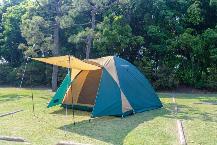 BCクロスドーム/270インキャンプ場