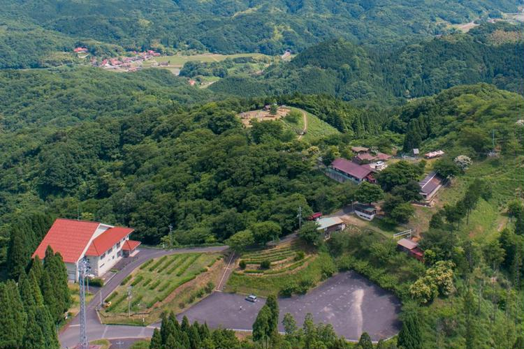 上の台緑の村