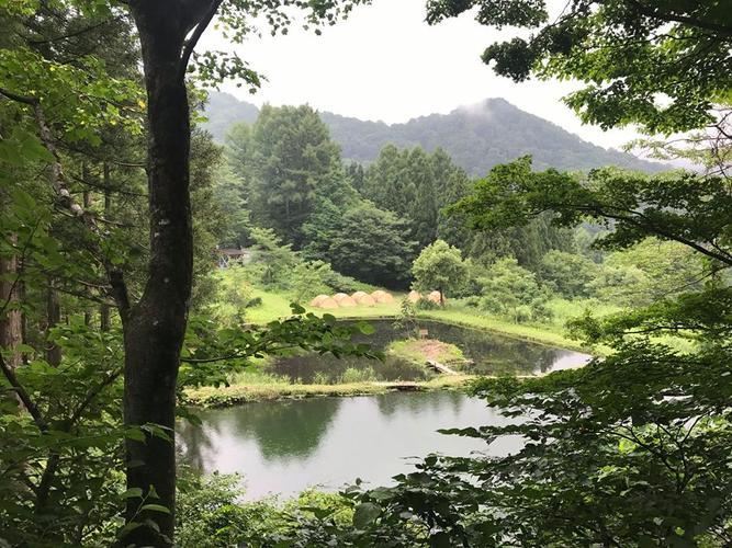 石坂森林探険村