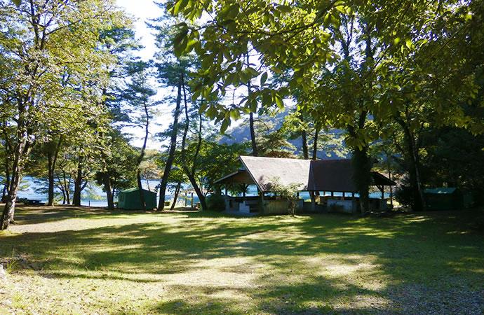 御池野鳥の森公園御池キャンプ村