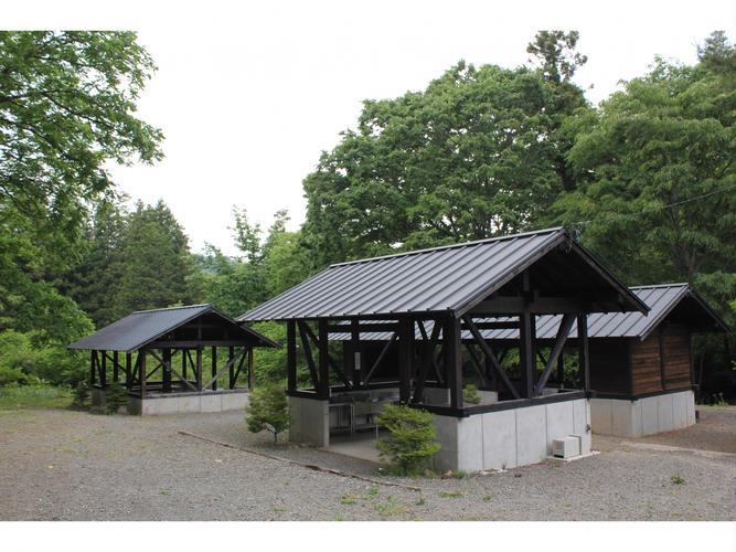 都留市戸沢の森和みの里キャンプ場
