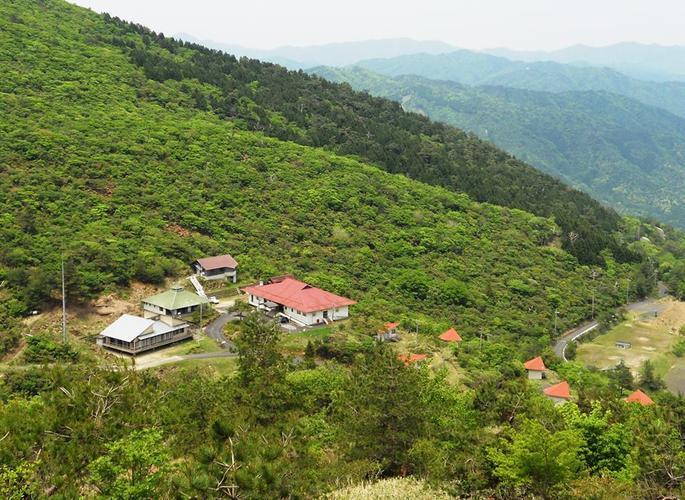 加悦双峰公園 キャンプ場