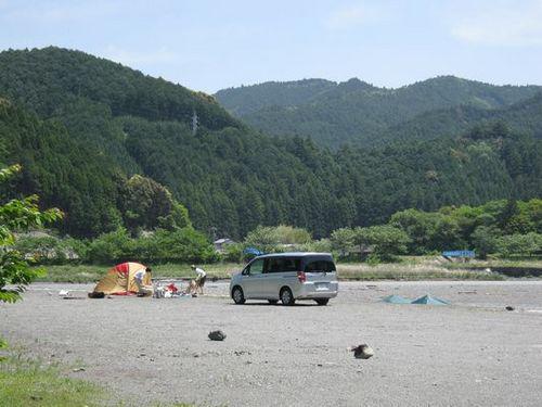 秋葉オートキャンプ場
