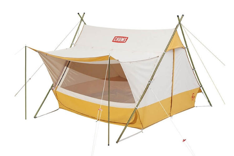 A Frame Tent T/C 4