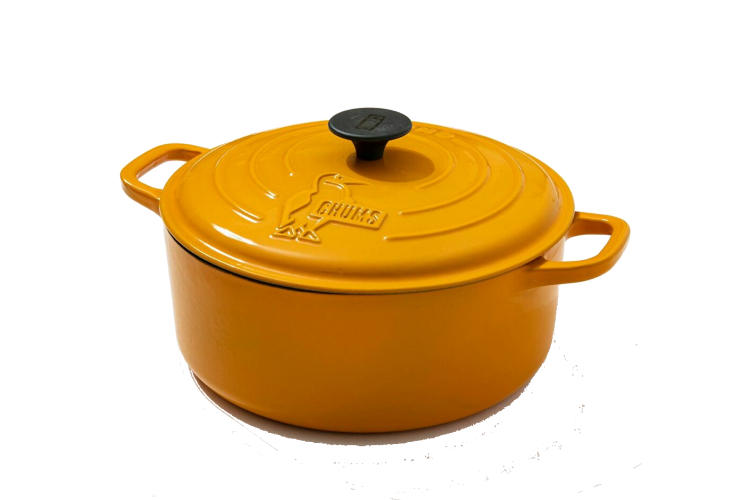 Color Dutch Oven 10 inch・Yellow