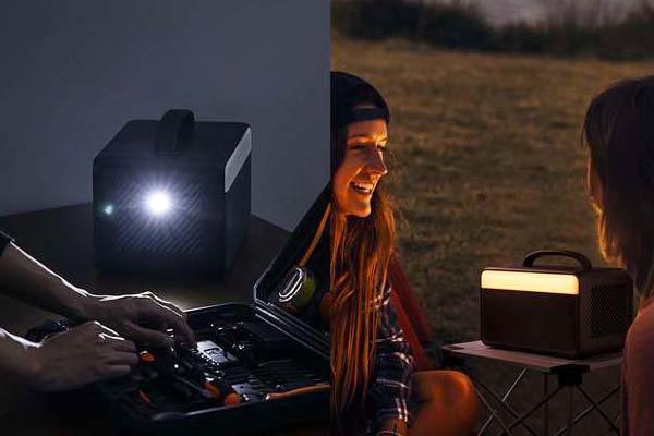 PowerHouse 800のライト