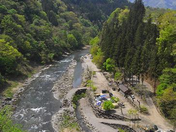 将門の滝 オートキャンプ場