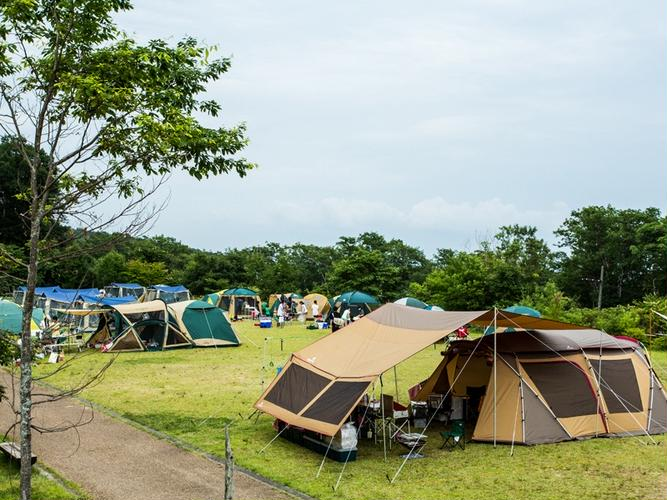 休暇村 岩手網張キャンプ場