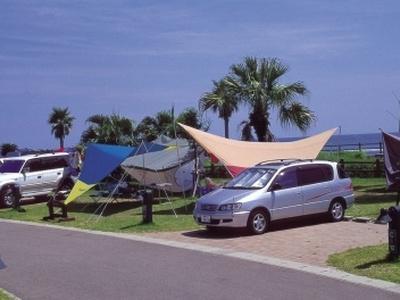 宮崎白浜オートキャンプ場COCONA