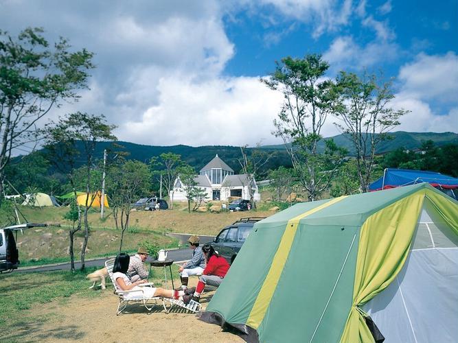 栗駒高原オートキャンプ場【H27/5現在閉鎖中】