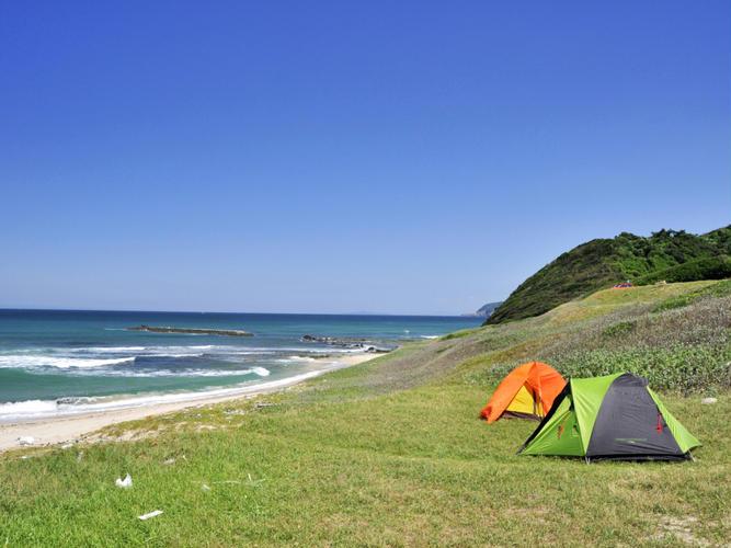 小田大浜キャンプ場