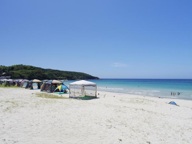 土井ヶ浜キャンプ場