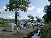 白い森オートキャンプ場
