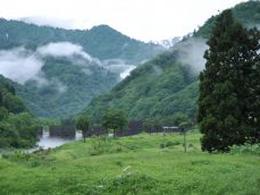 岳谷親水公園キャンプ場