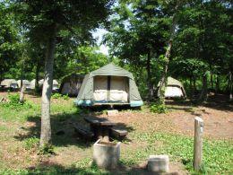 休暇村 羽黒キャンプ場