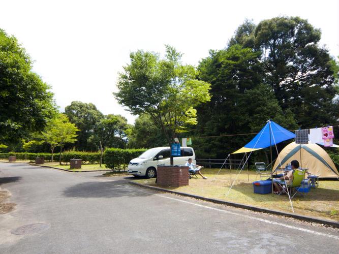 角島大浜キャンプ場