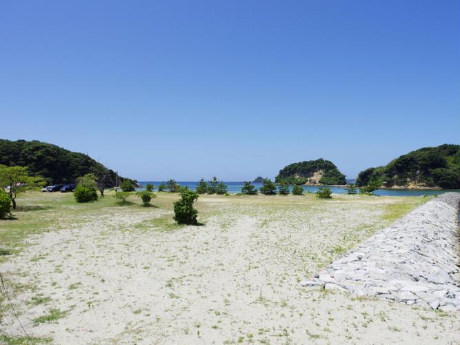 肥中海水浴オートキャンプ場