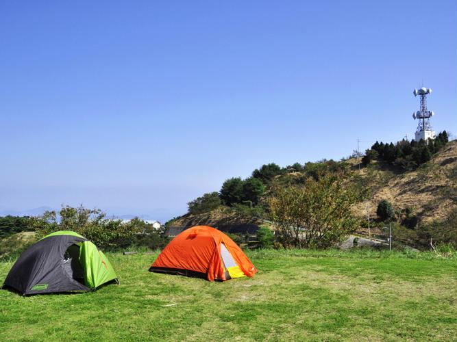 山口県ふれあいパークキャンプ場