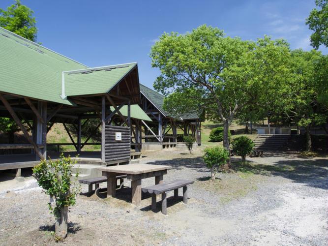 蜂ヶ峯総合公園キャンプ場