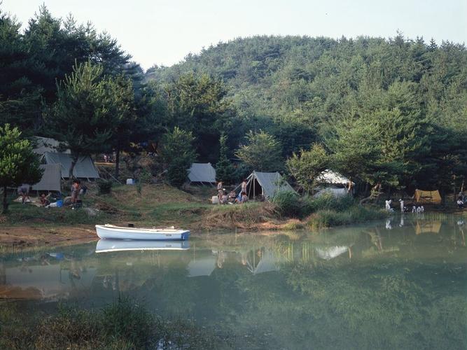 藤波池キャンプ場