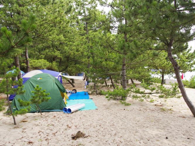 室積キャンプ場