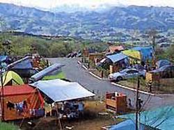 たかやま高原牧場みどりの村キャンプ場