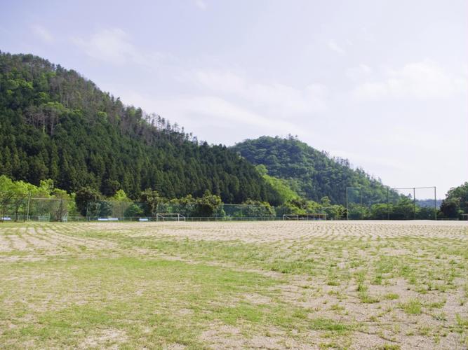 山口県長者ヶ原グリーンスポーツ広場キャンプ場