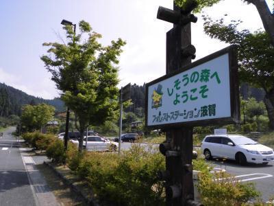 フォレストステーション波賀 オートキャンプ場