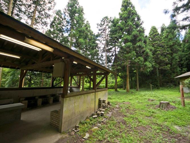 烏帽子岳キャンプ場