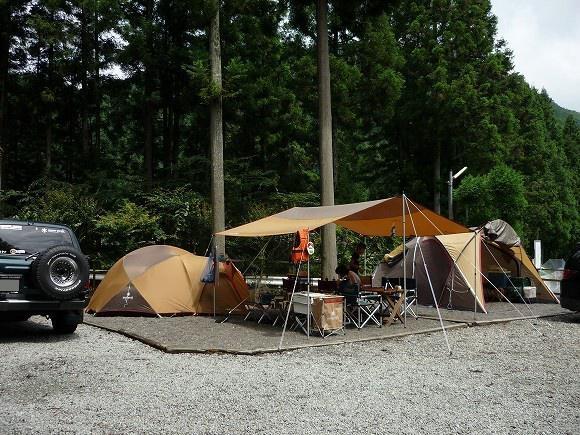 ファミリーオートキャンプ場いのせ