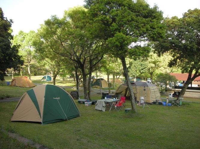 休暇村 雲仙諏キャンプ場