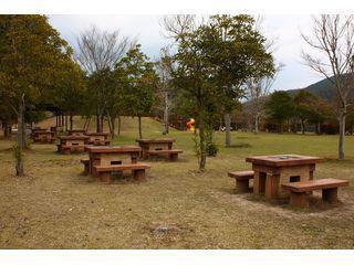 ととろの森 うめキャンプ村