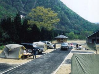 白神オートキャンプ場