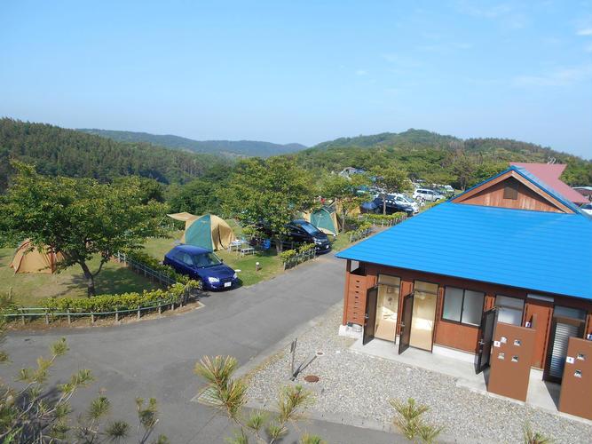 KIZUNAの森 和島オートキャンプ場