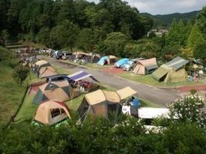 モビリティーパーク オートキャンプ場