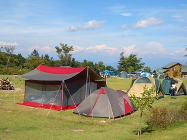 南信州うるぎ星の森オートキャンプ場