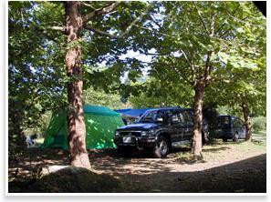 ロマンの森共和国オートキャンプ場