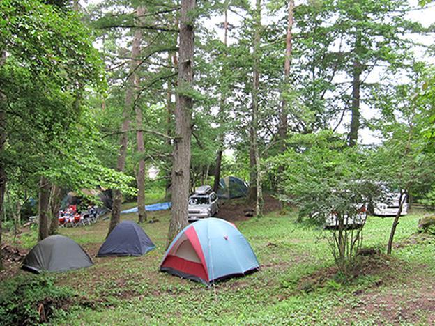 天狗温泉浅間山荘キャンプ場