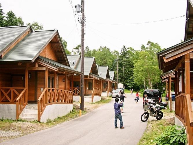 胡桃島キャンプ場