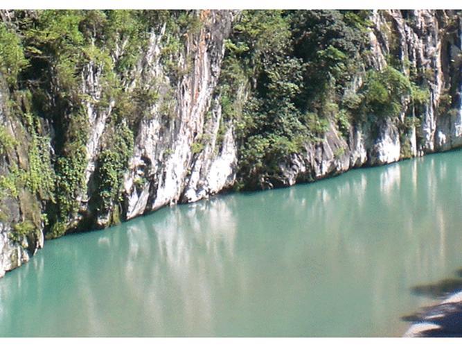 立神峡里地公園