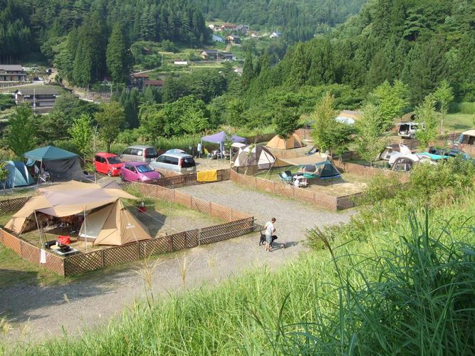 N.A.O.奥長良キャンプ場&WANKO